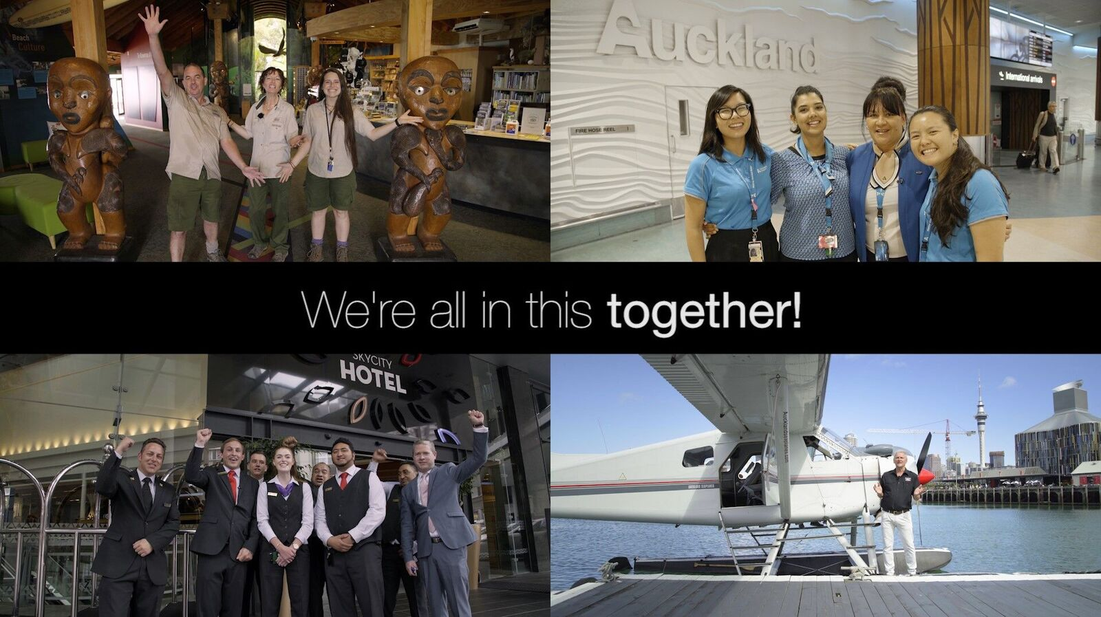 Auckland Ambassadors - We're all in this together!